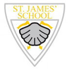 St James' School Logo