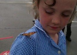 Dawn Until Dusk before and after school releasing butterflies (2)