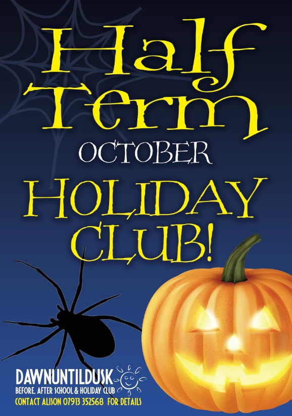 Holiday Club Bedfordshire - October Half Term