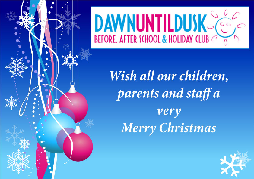 Merry Christmas from Kids Dawn Til Dusk