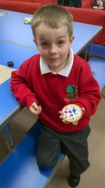 firework biscuits at dawn until dusk after school club
