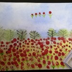 poppy painting competition